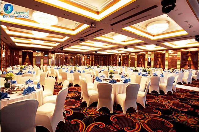 Nhà hàng 4-5* chuyên tổ chức sự kiện