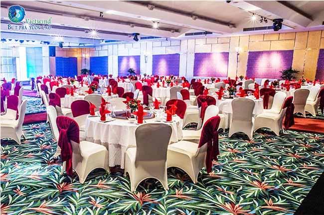 Nhà hàng, khách sạn tổ chức sự kiện đẳng cấp