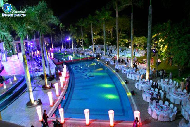 Tổ chức Pool Party