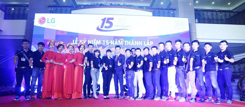 Công ty tổ chức sự kiện chuyên nghiệp Vietwind - nhân sự chuyên nghiệp Vietwind