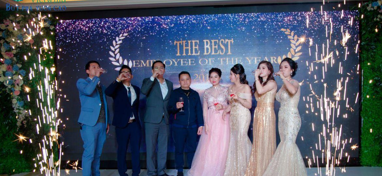 Vietwind tổ chức tiệc cuối năm Công ty TNHH Thuốc Đông Y Gia Truyền Xứ Mường