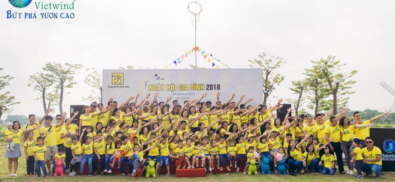 Tổ chức ngày hội gia đình - Kim Tín