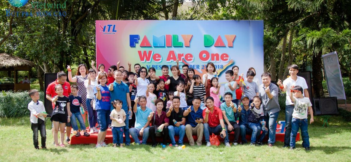 Family Day 2018 - Indo Trần