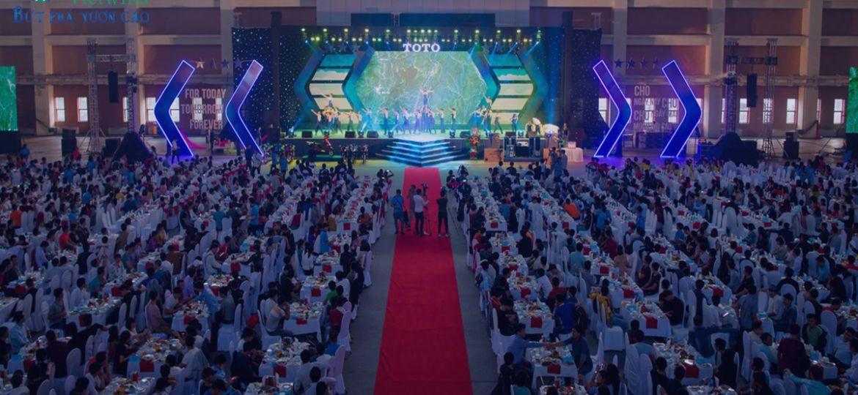 Kỉ niệm 17 năm thành lập TOTO Việt Nam