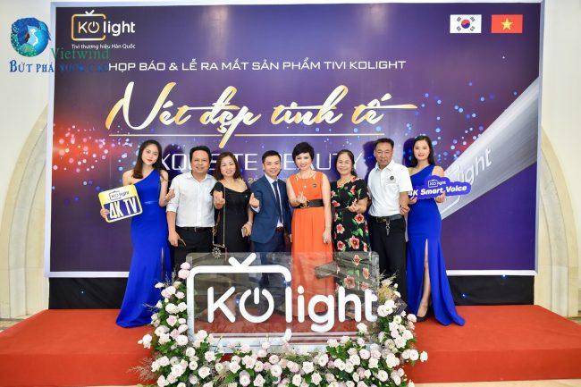 Ra mắt sản phẩm Tivi Kolight - 3