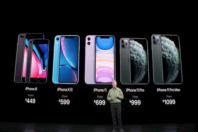 ra mắt sản phẩm mới của apple